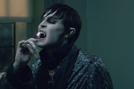 Johnny Depp en Sombras Tenebrosas (Dark Shadows)