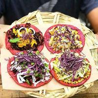 TrendINFood: La Pitahaya Vegana y sus tortillas de maíz color rosa