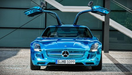 Mercedes Amg Sls Electric Drive 2