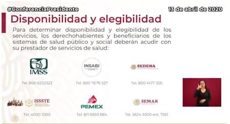 Acuerdo Hospitales Privados Mexico Covid 19