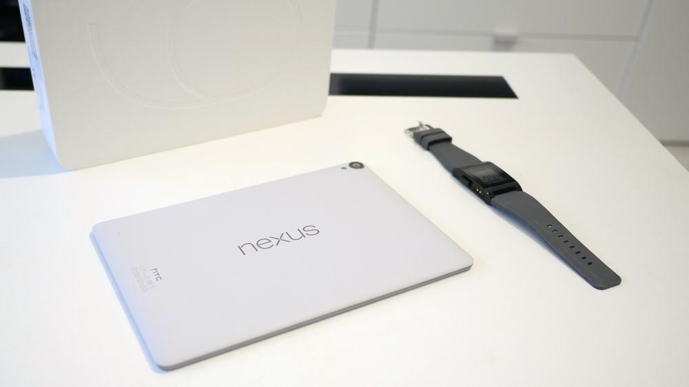 Foto de Nexus 9, análisis (6/27)