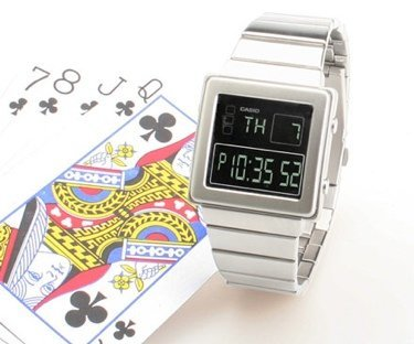 Casio Magic Watch, reloj para hacer magia