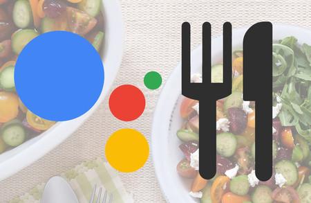 Así puedes personalizar las recomendaciones de recetas y restaurantes del Asistente de Google