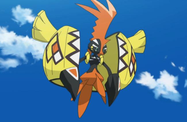Pokemon Tapu Koko