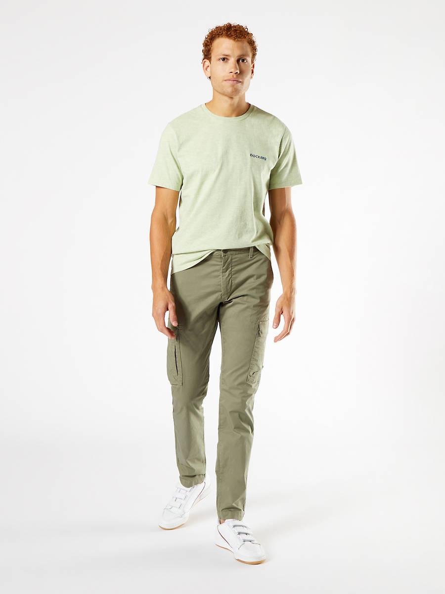 Camiseta verde menda