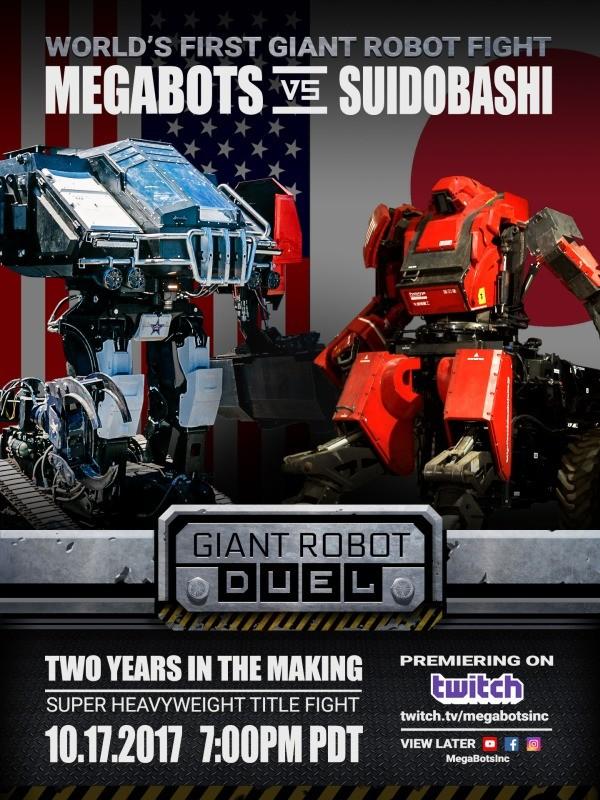 Giant Robot Duel Jpeg