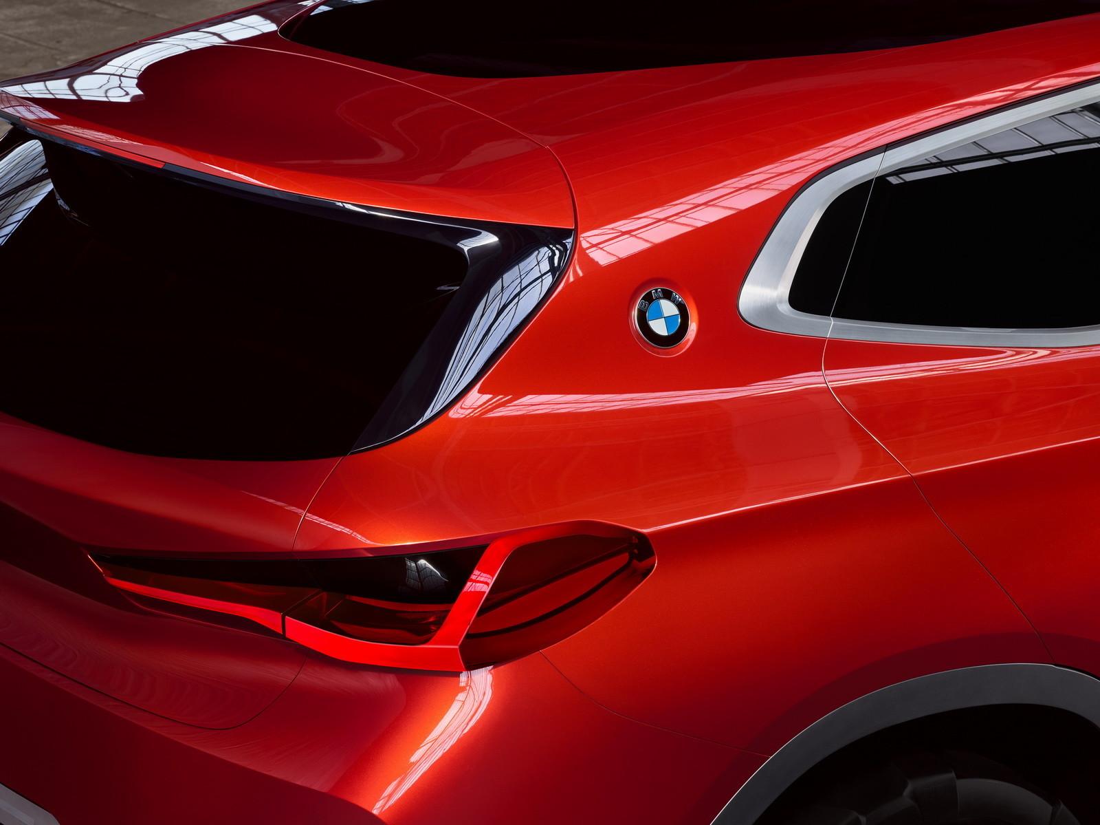 Foto de BMW X2 Concept (14/15)