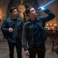 Esta nueva imagen de Uncharted nos muestra cómo serán Nathan y Sully en la película