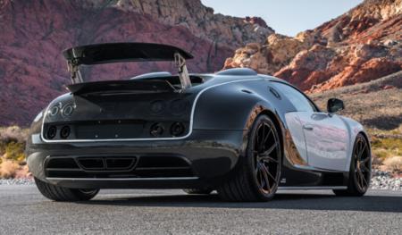 Alquiler Bugatti Veyron 2