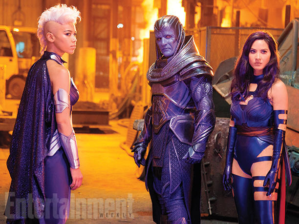 Foto de 'X-Men: Apocalypse', nuevas imágenes oficiales (3/17)