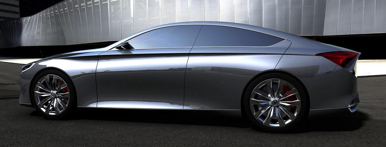 Foto de Hyundai HCD-14 Genesis Concept (1/15)