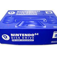 Nintendo 64DD: esto es lo que recibían los desarrolladores japoneses con la caja de una de las grandes rarezas de Nintendo