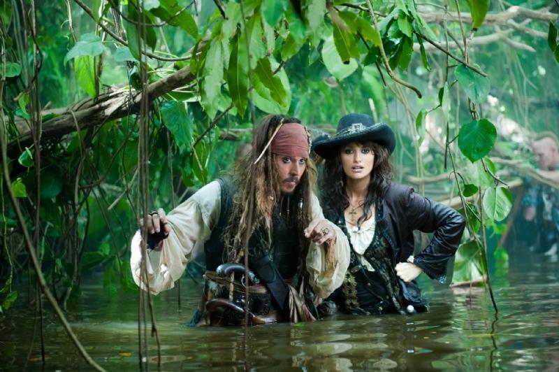 Foto de 'Piratas del Caribe: En Mareas Misteriosas', primeras imágenes (4/6)