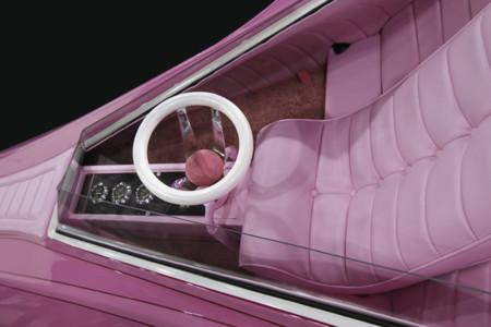 Coche de la Pantera Rosa 05
