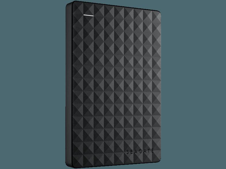 Disco duro portátil 1TB - Seagate STEF1000401 Expansion Portable, externo, negro