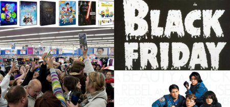 Black Friday 2015: Las mejores ofertas en películas y packs (ACTUALIZADO)