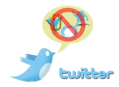 Twitter bloquea el acceso de las aplicaciones UberTwitter, Echofon y Twidroyd