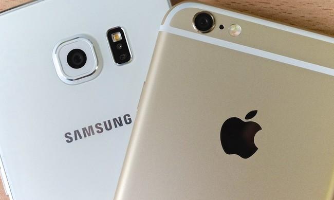 Apple y Samsung se fuman la pipa de la paz al llegar a un acuerdo que pone fin a siete años de disputas legales por patentes