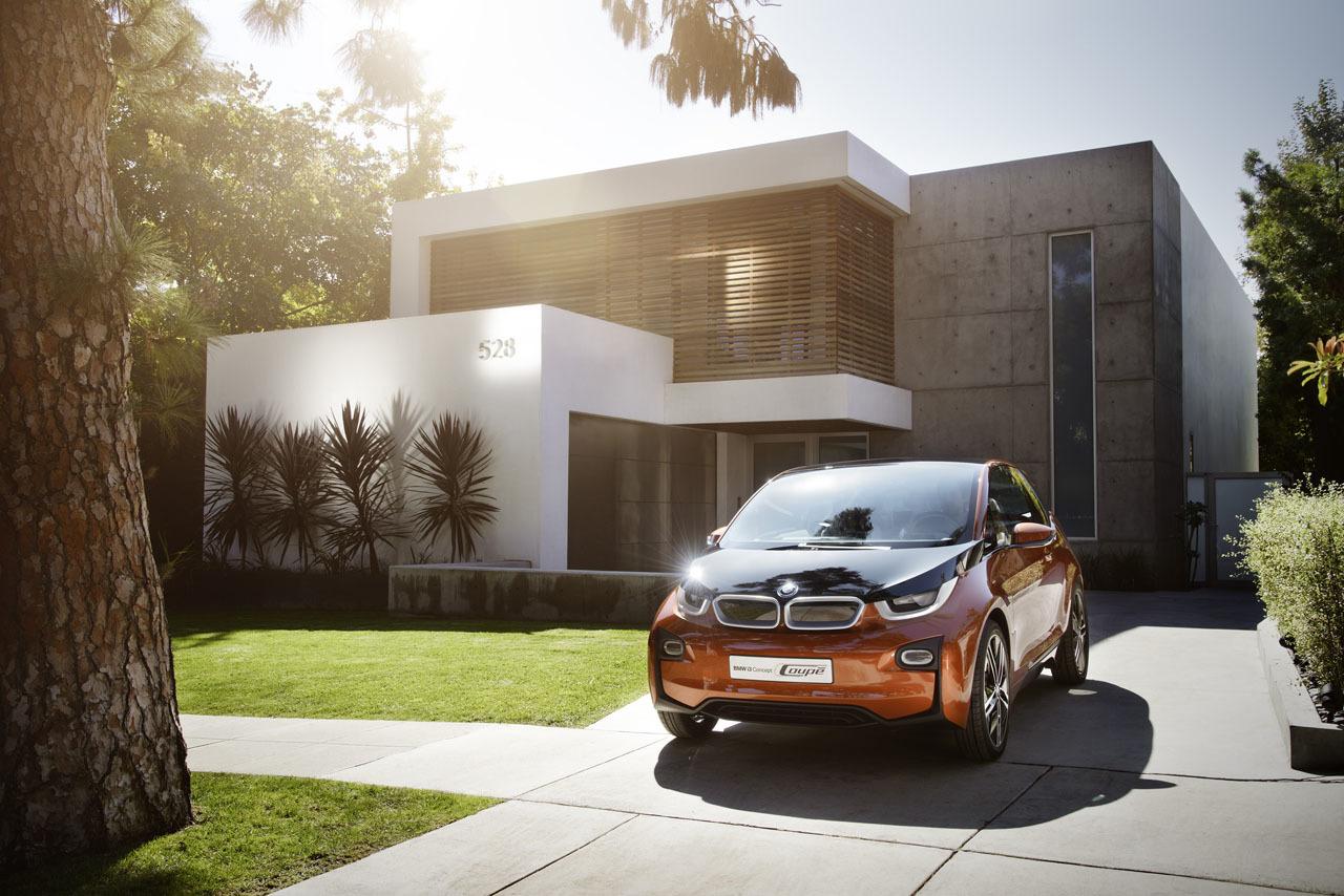 Foto de BMW i3 Concept Coupé (24/25)