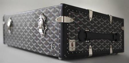 Goyard Book, el libro y la maleta edición de lujo por Devambez