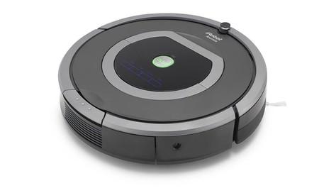 Sólo hoy, te puedes ahorrar 200 euros en Amazon en el iRobot Roomba 782