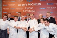 Guía Michelín 2011, España y Portugal