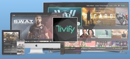 Televisión gratis en Tivify: todo lo que necesitas saber del servicio de streaming en el que puedes ver más de 80 canales sin coste