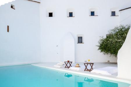 Hoteles con piscina verano 2020