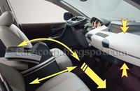 Nissan Murano EA2 Concept, un coche que se conduce como en un videojuego