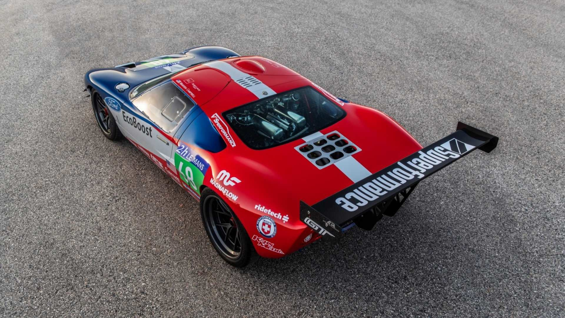 Foto de Superformance Ford GT40 Mk1 (2/23)