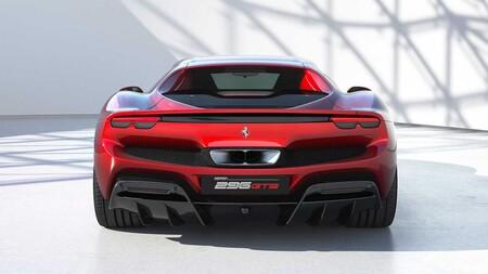 Ferrari 296 Gtb 2022 Informacion Y Precio 4