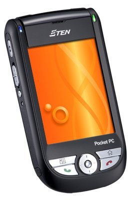 E-Ten M600+, nueva versión de la PDA
