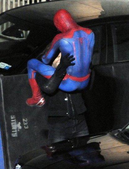 Foto de 'Spider-Man' de Marc Webb, nuevas fotos del rodaje (8/17)
