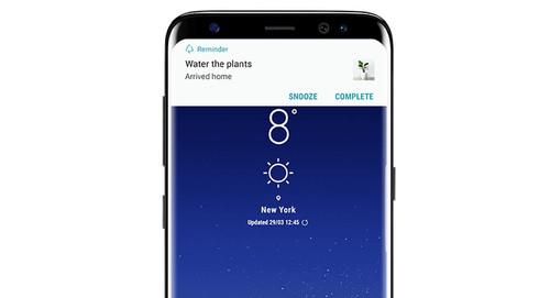 Bixby llega de la mano de los Galaxy S8, ¿tiene sentido otro asistente virtual?