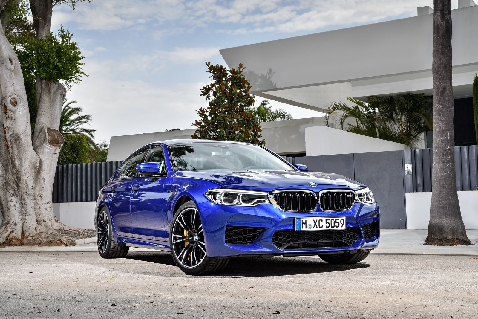 Foto de BMW M5 2018 (12/57)