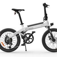 Xiaomi venderá la nueva bicicleta eléctrica HIMO C20, que destaca por sus 80 km de autonomía