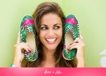 Lara Álvarez da la bienvenida al verano como imagen de Miss Hamptons