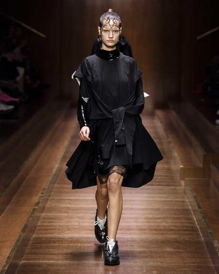 Burberry Autumn Winter 2019 Collection Look 21