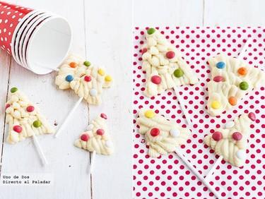 Ideas para cocinar con niños estas Navidades