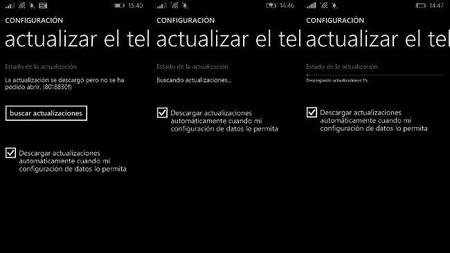 Solucionado el error 8018830f de Windows Phone 8.1 Update 1, Microsoft trabaja en el resto