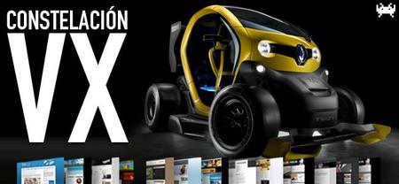 Motores en las ruedas, Twitter #Music y más. Constelación VX (CXXXIX)