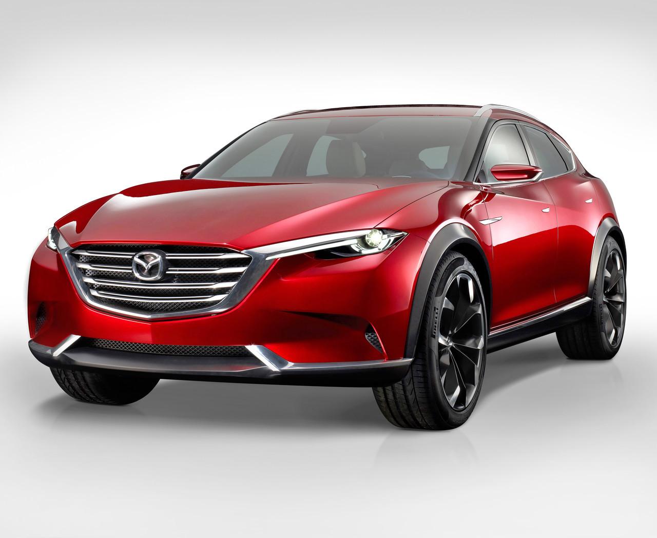 Foto de Mazda Koeru concept (1/10)