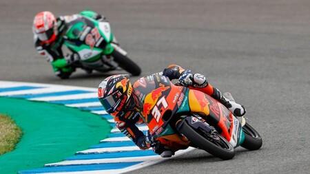 Acosta Jerez Moto3 2021