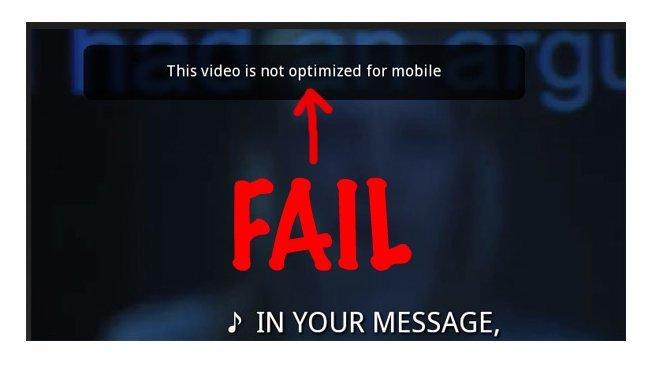 android fail flash adobe