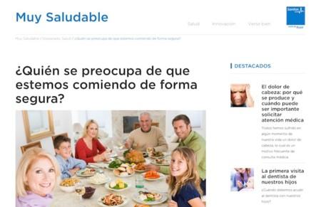 'Muy Saludable': un nuevo referente de salud y cuidado personal de la mano de Sanitas