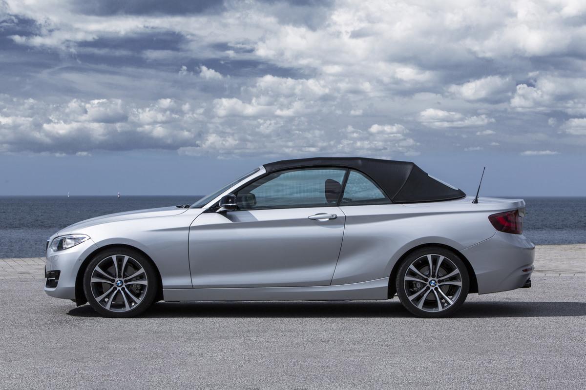 Foto de BMW Serie 2 Convertible (42/49)
