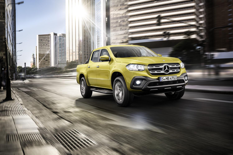 Foto de Mercedes-Benz Clase X Progressive (34/43)