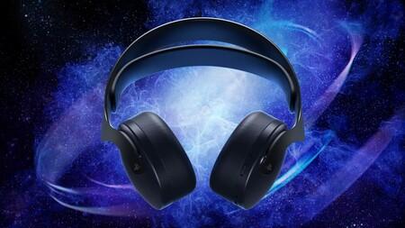 Los auriculares Pulse 3D de PS5 pasarán a ser de color negro en octubre con el nuevo modelo Midnight Black