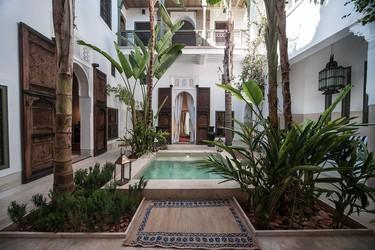 Dale un aire nuevo a tu casa. Inspírate en la decoración del Riad Jaaneman