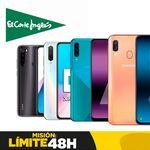Límite 48 Horas: las mejores ofertas en smartphones LG, Huawei, Xiaomi o Samsung este fin de semana, en El Corte Inglés